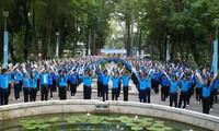 9e réunion du comité exécutif de l'Union des jeunes du Vietnam