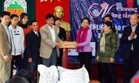 Honorer les activités pour le développement communautaire