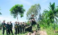 Intensifier la sécurité et la défense du Nam Bô Occidental