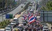 Thaïlande : Bangkok en partie «paralysée» par les opposants