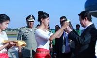 Phnom Penh : Entretien entre les Premiers ministres vietnamien et cambodgien