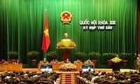 Le comité permanent de l'Assemblée Nationale donne son avis sur le projet de loi douanier