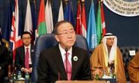 Pour les Syriens, l'ONU obtient 2,4 milliards de dollars sur les 6,5 escomptés