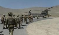 Washington envisage de maintenir 10.000 hommes en Afghanistan