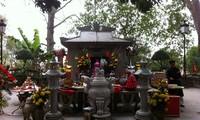 La vice-présidente Nguyễn Thị Doan à la fête dédiée au roi Kinh Dương Vương