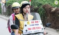 Les nouveaux moyens de transport au Vietnam