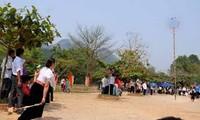 Ouverture du festival national de la propagande itinérante « Retour à Diên Biên »