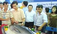 Le Vietnam à la foire internationale de produits aquatiques en Amérique du Nord