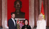 La visite du prince héritier norvégien ouvre l'accès à la coopération profonde bilatérale