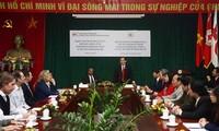 Contributions de la Croix Rouge et du Croissant rouge internationaux au Vietnam