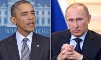 Ukraine: Poutine appelle Obama pour parler d'une sortie de crise