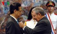 La visite du Premier ministre Nguyen Tan Dung relayée par les médias cubains