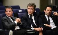 Le nouveau gouvernement de Manuel Valls composé de 16 ministres