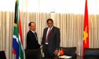 Le Vietnam, un important partenaire commercial asiatique de l'Afrique du Sud