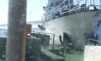 La Chine mobilise illégalement 86 bateaux dans les eaux vietnamiennes