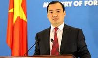 Plateforme de forage Haiyan 981 : Le Vietnam privilégie toujours les mesures pacifiques