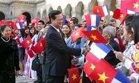 Construction de la confiance stratégique pour la paix, la coopération et la prospérité