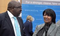 Le président sud-africain nomme son nouveau gouvernement