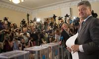 Ukraine : Petro Porochenko est donné vainqueur de la présidentielle