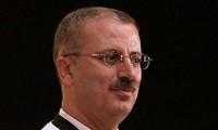 La Palestine nomme le Premier ministre du gouvernement d'union