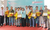 « La vitalité de Truong Sa » décroche le premier prix du concours « reportage photo » de 2013-2014