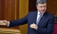 L'Ukraine propose un plan de paix en 14 points