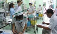 Réunion sur la formation du personnel sanitaire