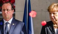 Russes, Français et Allemands cherchent une issue à la crise en Ukraine