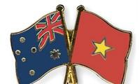 Le Vietnam et l'Australie signent l'accord d'assistance judiciaire pénale