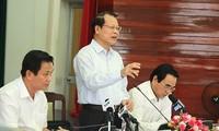Vu Van Ninh : Il faut mettre l'accent sur la restructuration de la production agricole