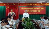 Le service du fisc répond aux exigences de l'intégration et du développement socio-économique nation