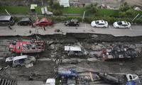 Une vingtaine de morts dans des explosions de gaz à Taïwan