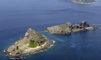 Le Japon baptise des îlots en mer de Chine orientale