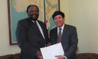 Le Zimbabwé souhaite cimenter sa coopération avec le Vietnam