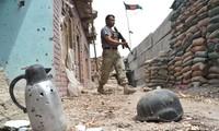 Sept policiers afghans tués dans une attaque organisée de l'intérieur