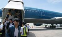 626 Vietnamiens déjà rapatriés de Lybie