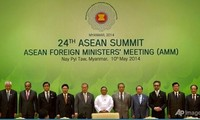 Les conférences de l'ASEAN à Nay Pyi Taw se sont achevées