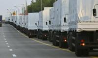L'Ukraine refuse que le convoi humanitaire russe pénètre ses frontières