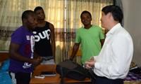 Ebola : Trois étudiants en quarantaine