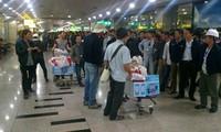 33 travailleurs vietnamiens supplémentaires évacués de Libye
