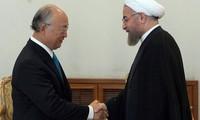 Téhéran respecte les mesures de transparence, selon l'AIEA