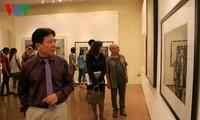 Vernissage de l'exposition des beaux arts pour les jeunes 2014