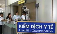 Renforcement du contrôle de l'ébola au Vietnam