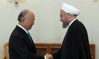 "Nucléaire: l'Iran qualifie les négociations avec l'AIEA de ""constructives"""