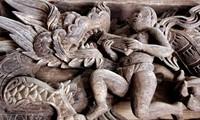 L'art sculptural dans les maisons communales vietnamiennes