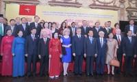 Réception à l'occasion de la fête nationale