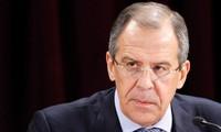 Lavrov dément toute incursion de troupes russes en Ukraine