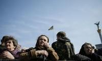 Au moins 260 000 personnes déplacées en Ukraine en raison du conflit