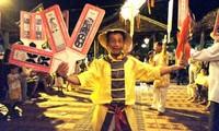 Hoi An : Concours de Bai choi
