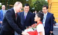 Vladimir Poutine : le partenariat stratégique Russie-Vietnam sera renforcé